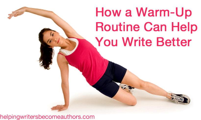 How a Warm-Up Routine Can Help You Write Better copy