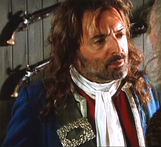 Alan Breck Stewart Armand Assante Kidnapped Robert Louis Stevenson