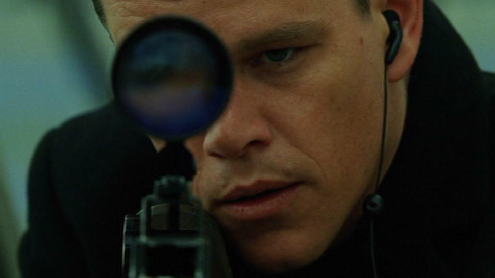 Jason Bourne Bourne Supremacy Matt Damon