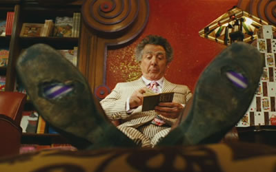 Mr Magorium Wonder Emporium Dustin Hoffman