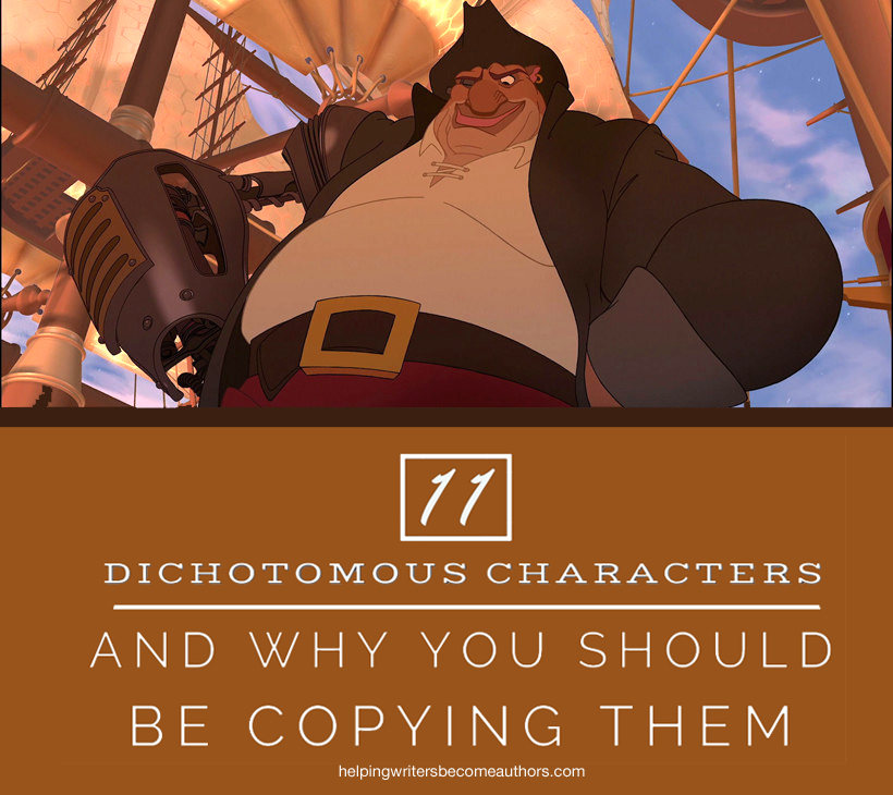 11 Dichotomous Characters--and Why You Should Be Copying Them
