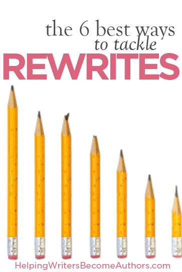6 best ways to tackle rewrites pinterest