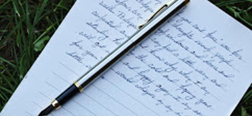 8 ways writing longhand frees your muse