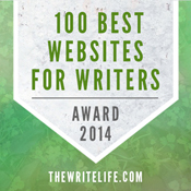 The Write Life's 100 Best Websites for Writers Award 2004