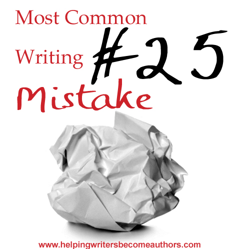 Most Common Writing Mistakes #25