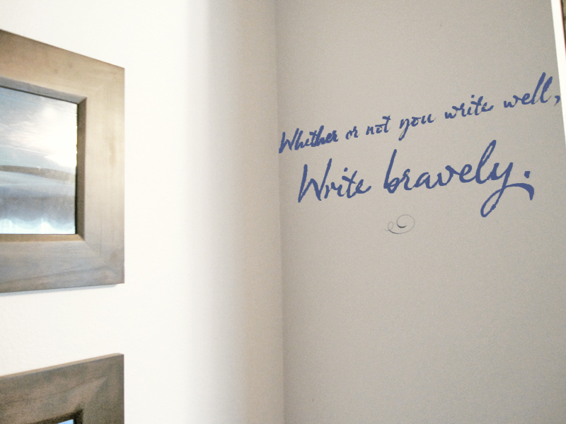 Design Your Own Wall Art Writing : Prize drawing wise decor wall decal of your choice
