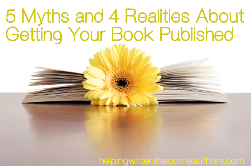 How did you get your book published?