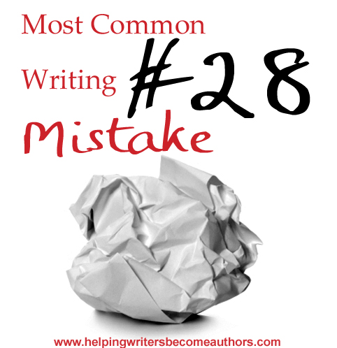 Most Common Writing Mistakes: Choppy Prose