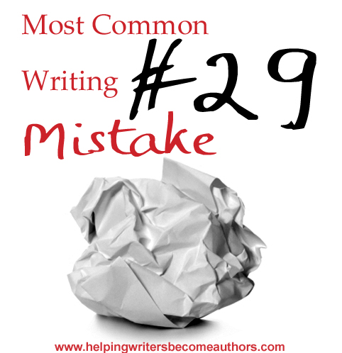 Most Common Writing Mistakes Stories That Begin Too Early