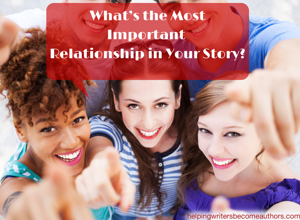 What's the Most Important Relationship in Your Story