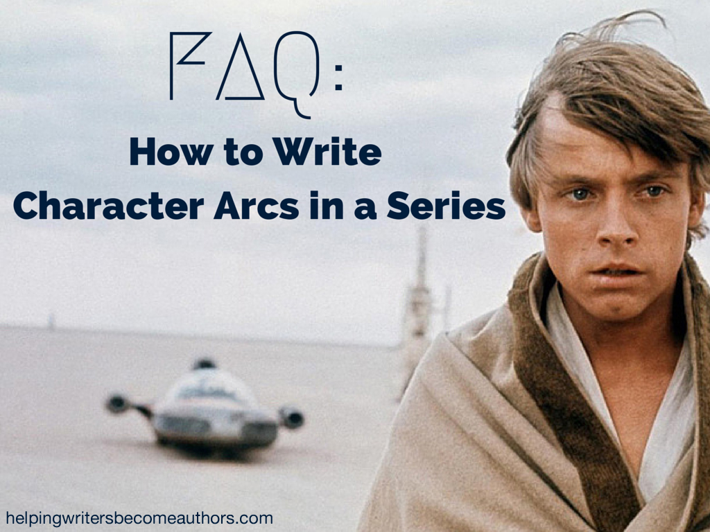 Character Arcs in a Series