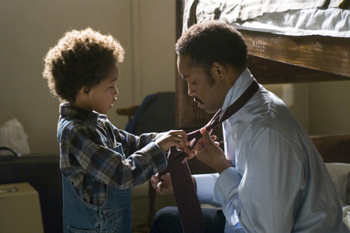 The Pursuit of Happyness Will Smith Jaden Smith