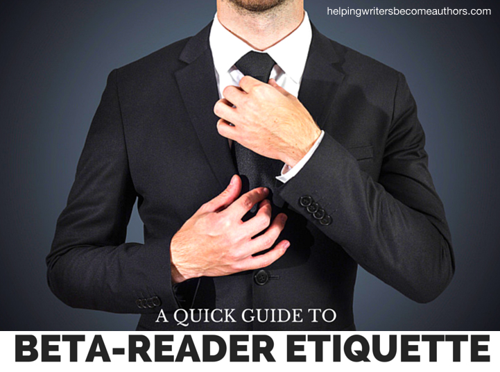 A Quick Guide to Beta Reader Etiquette