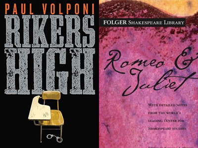 Rikers High Paul Volponi Romeo and Juliet William Shakespeare