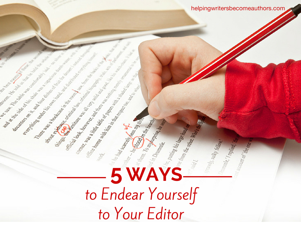 What does it take to be an book editor?