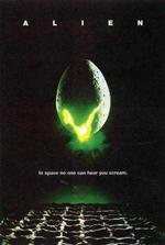 Alien directed by Ridley Scott