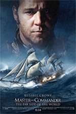 Master and Commander: The Far Side of the World Russel Crowe Paul Bettany Peter Weirs