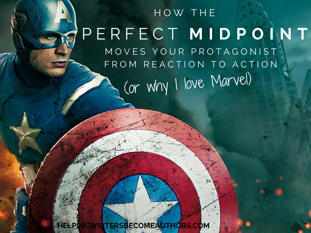 How the Perfect Midpoint Moves Your Protagonist From Reaction to Action