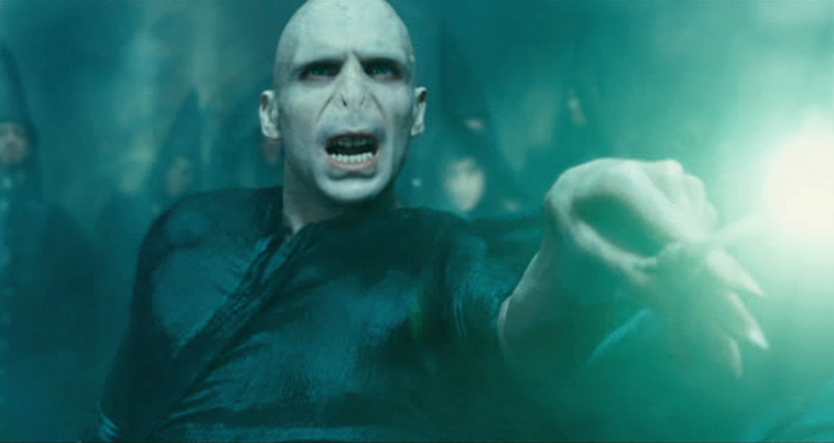 Lord Voldemort Harry Potter Ralph Fiennes
