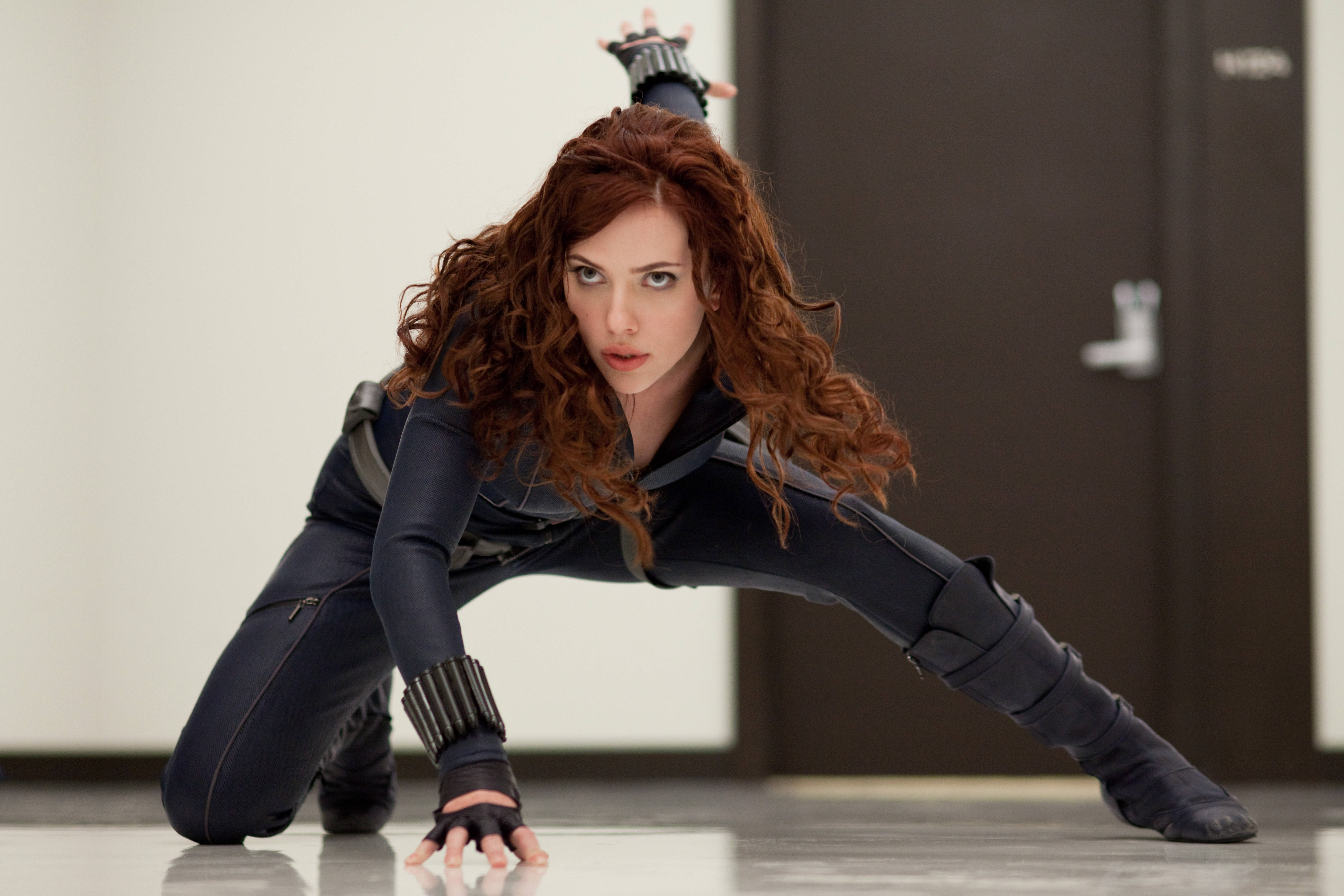 Black Widow Scarlett Johansson Iron Man 2