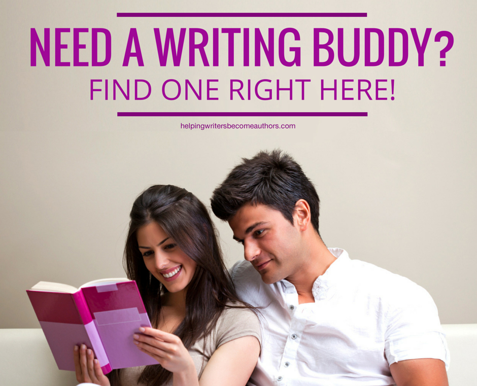 Looking for a writing buddy?