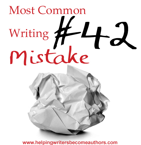Most Common Writing Mistakes, Pt. 42