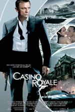 Casino Royale James Bond Daniel Craig