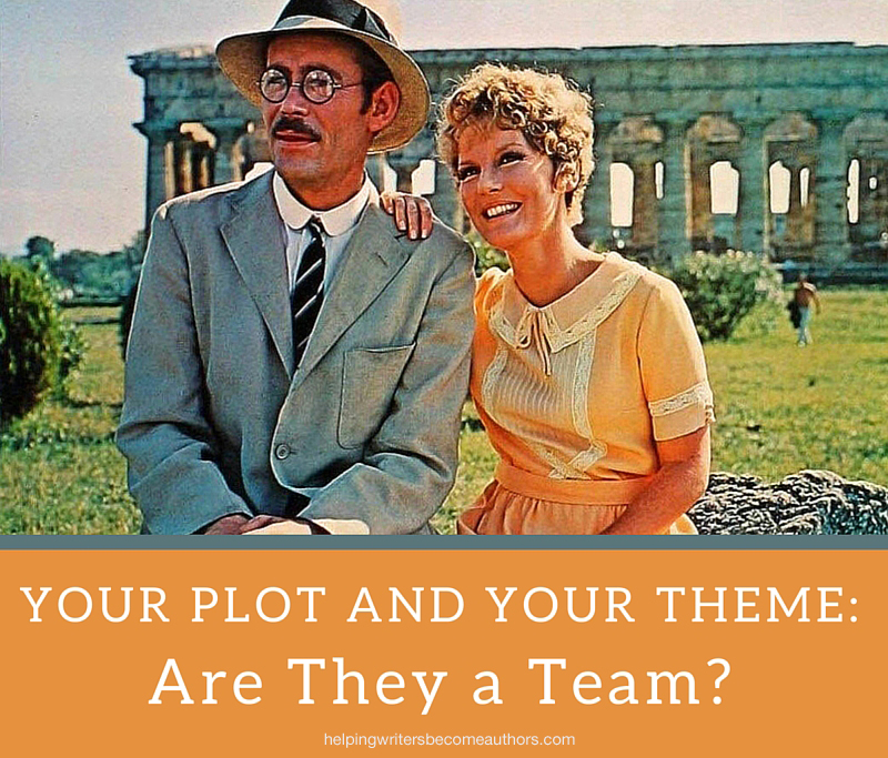 Your Plot and Theme: Are They a Team?