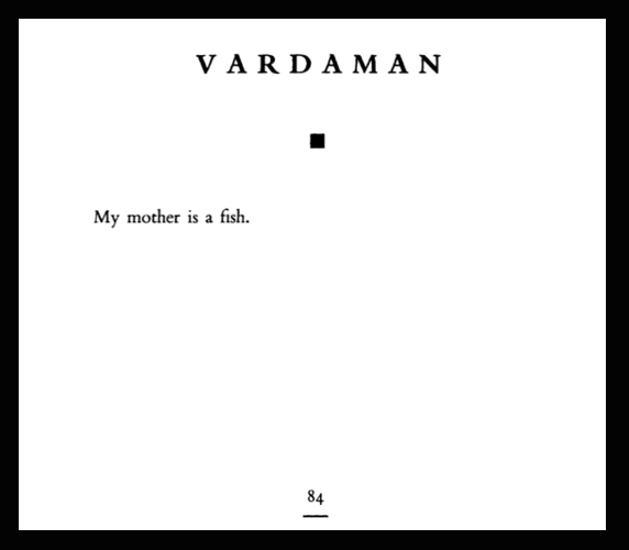 As I Lay Dying Vardaman William Faulkner My Mother Is a Fish
