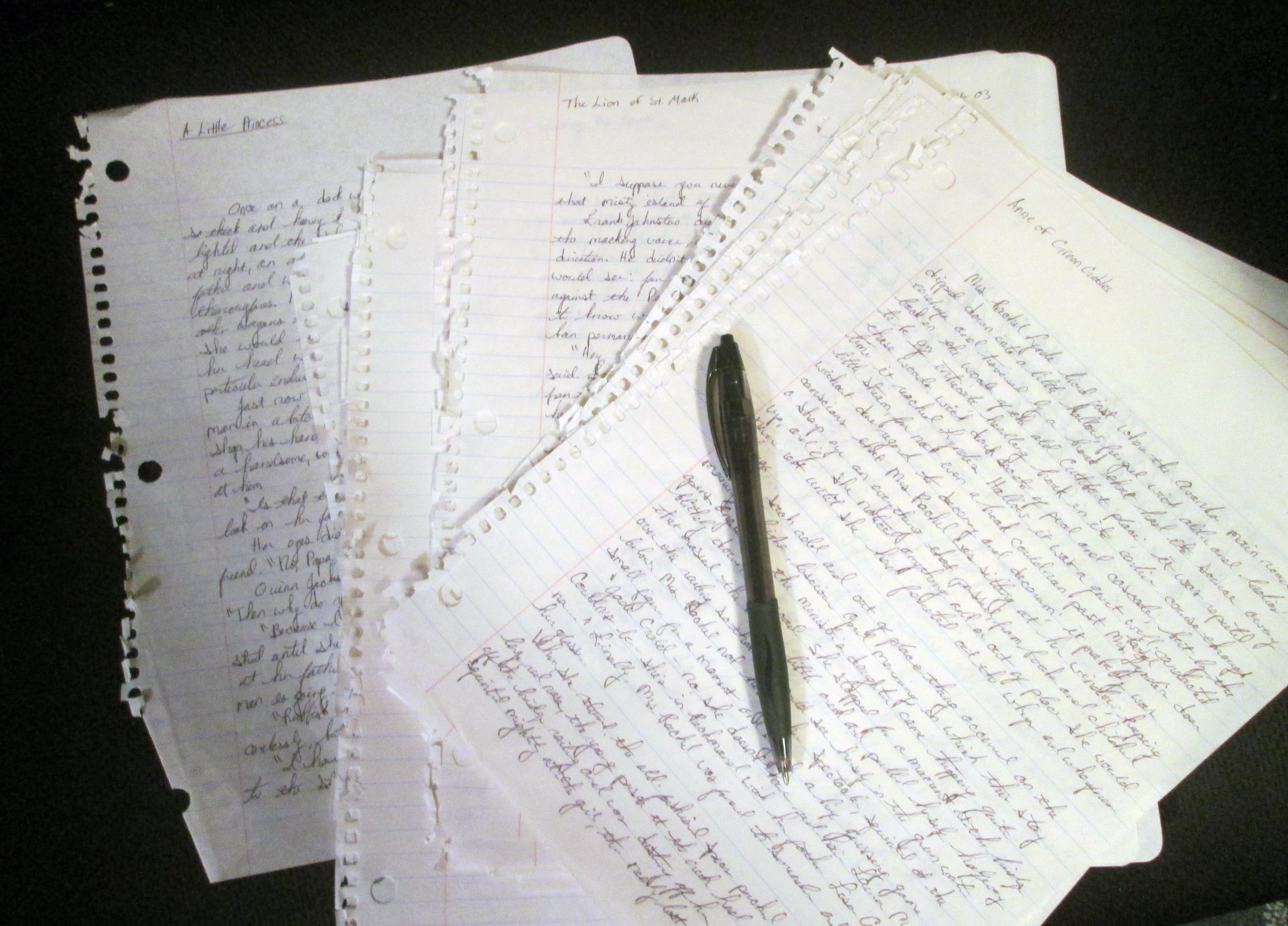 Transcription of Favorite Authors K.M. Weiland