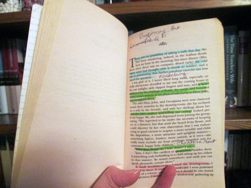 Jane Eyre Highlights
