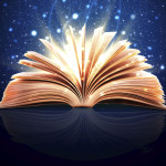 Magic book with magic lights1