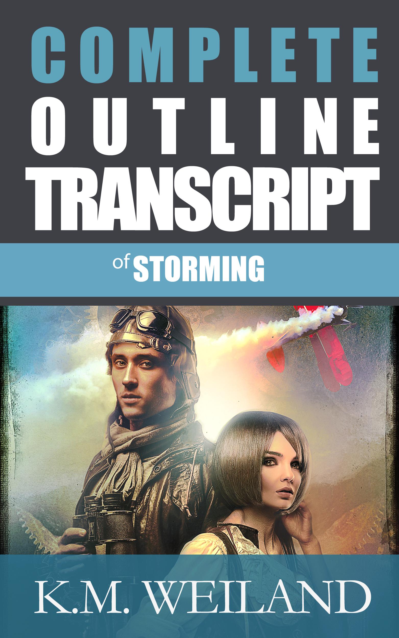 Storming Outline Transcript