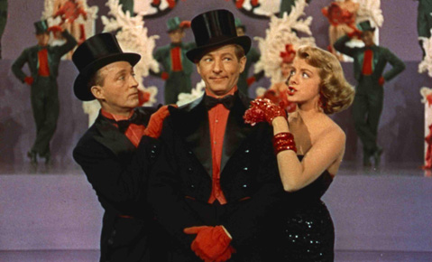 White-Christmas-Bing-Crosby-Danny-Kaye-Rosemary-Clooney-Minstrel-Number-Mandy