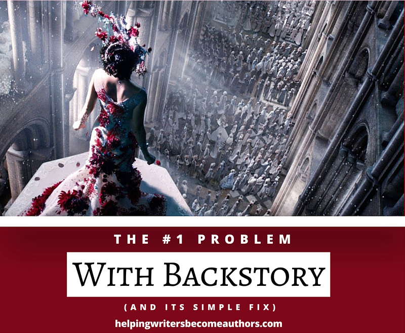 The #1 Problem With Backstory (and Its Simple Fix)