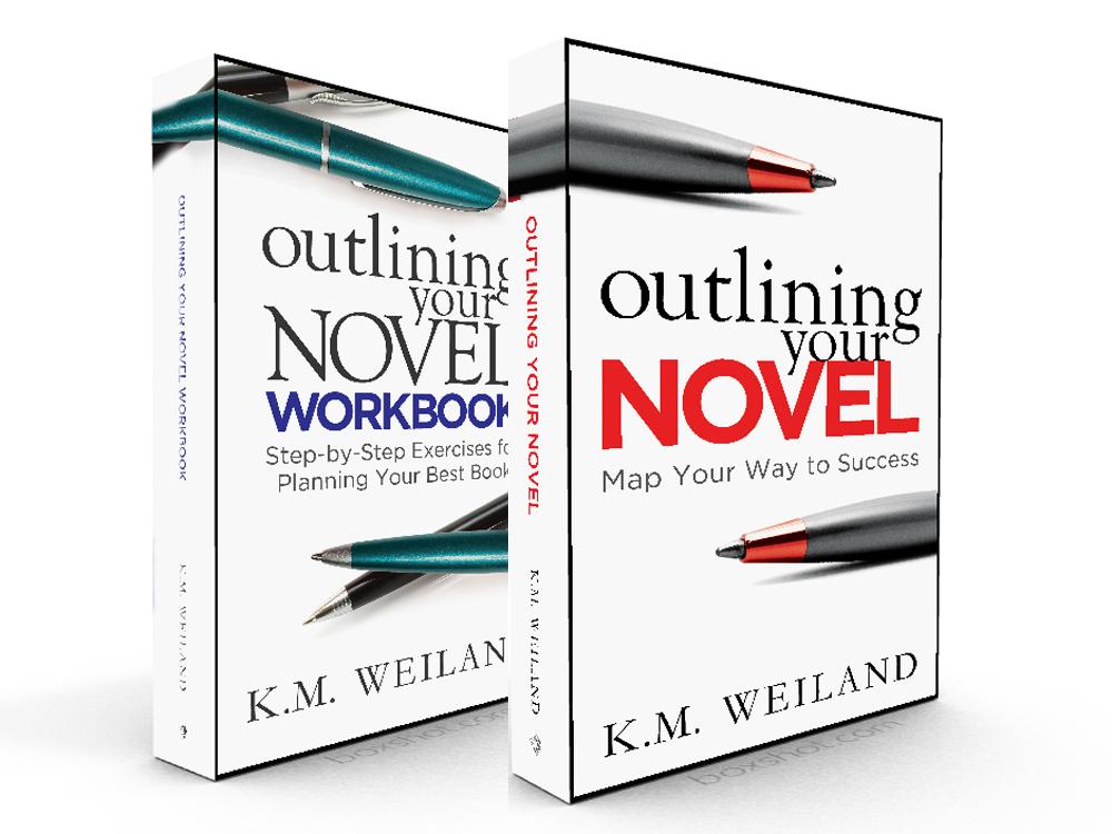 Outlining Your Novel Box Set