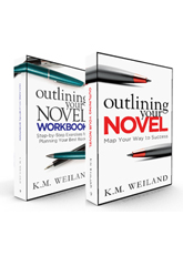 Outlining Your Novel Discounted Box Set