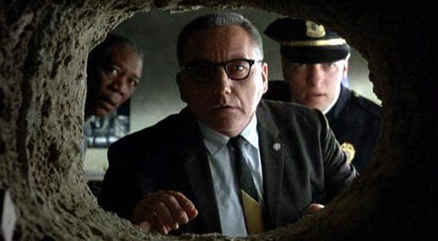 Shawshank Redemption Escape Tunnel