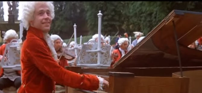 Amadeus Tom Hulce Piano
