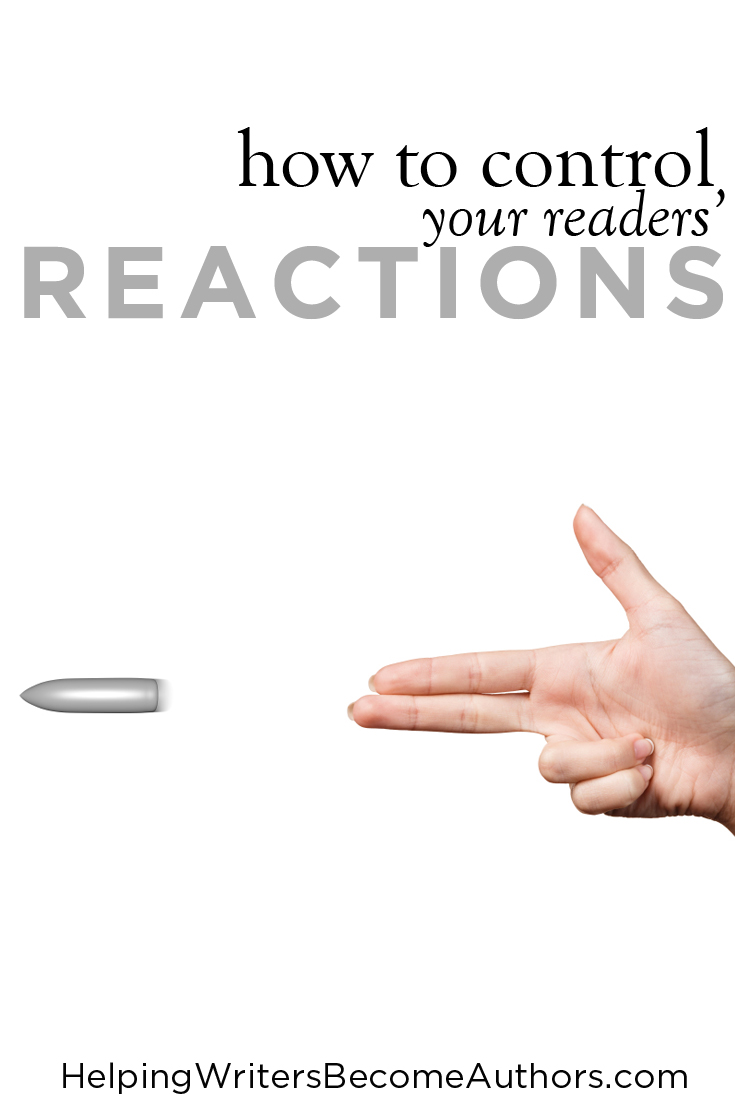How to Control Reader Reactions to Character Sins