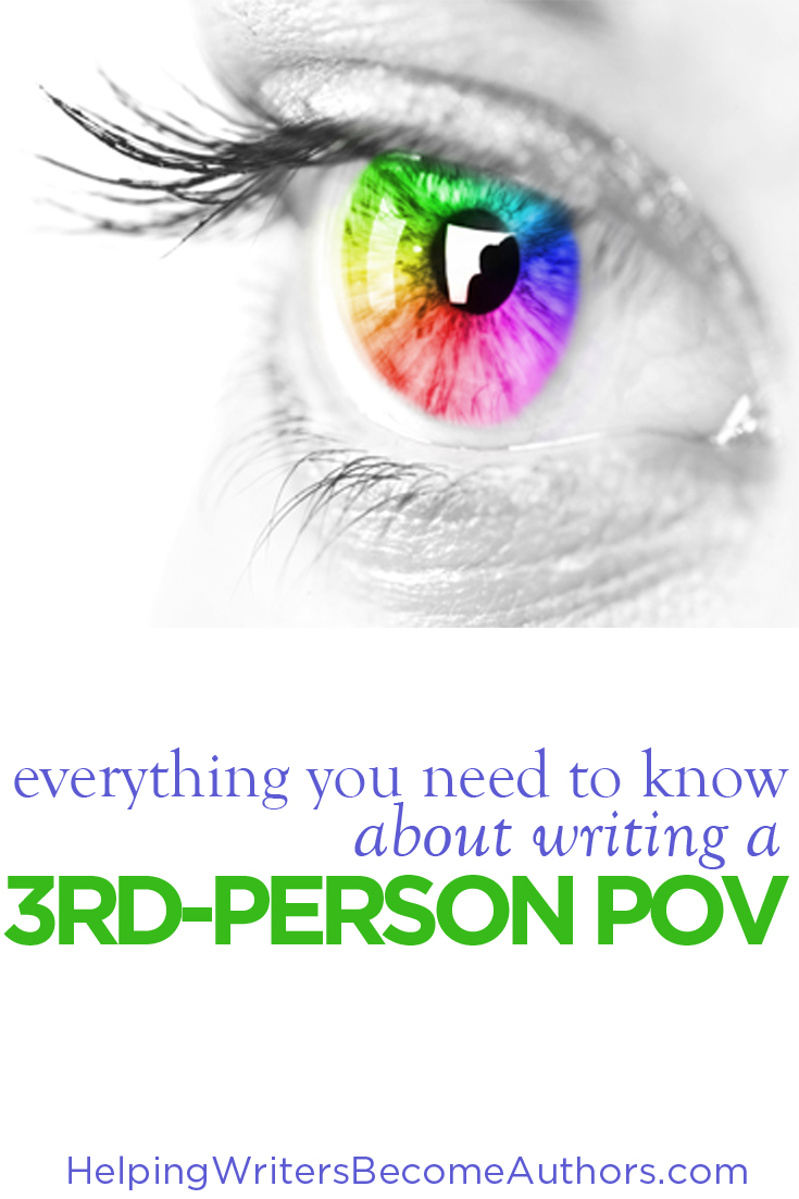 Everything You Need to Know About Writing a 3rd-Person POV