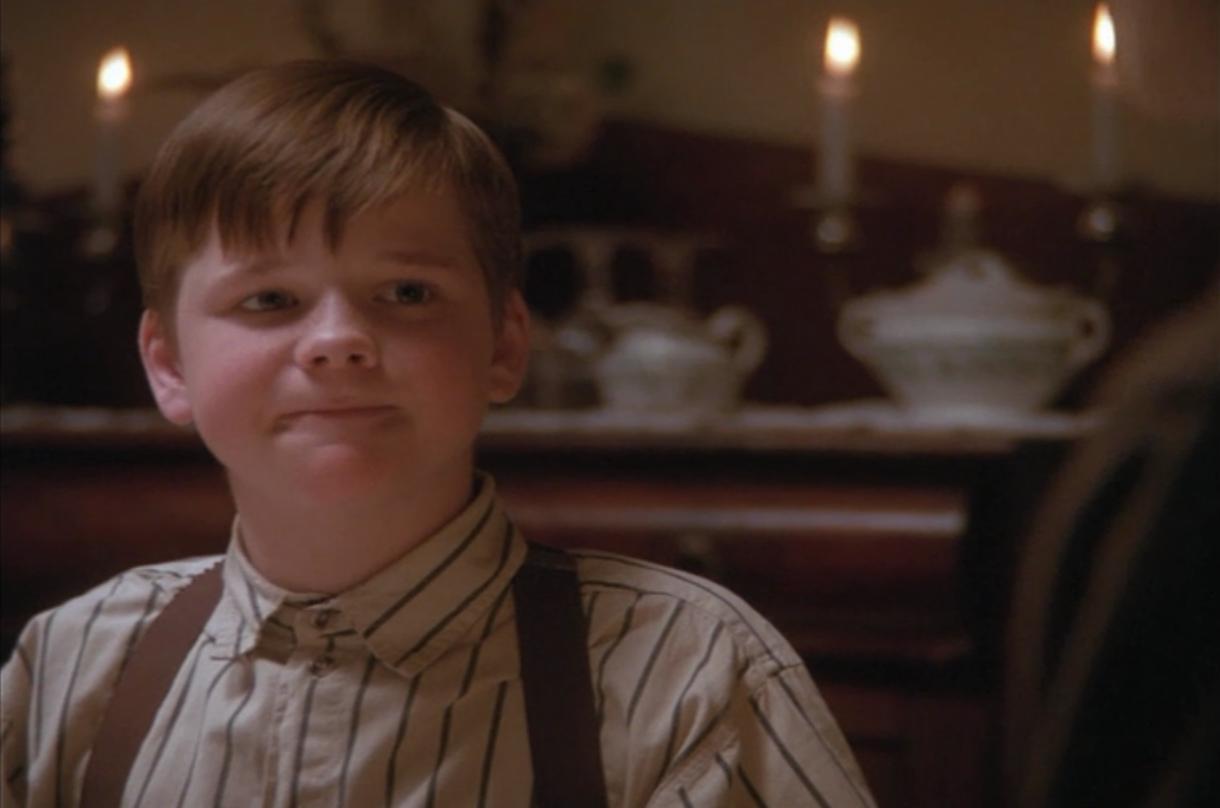 Little Men Tommy Banks