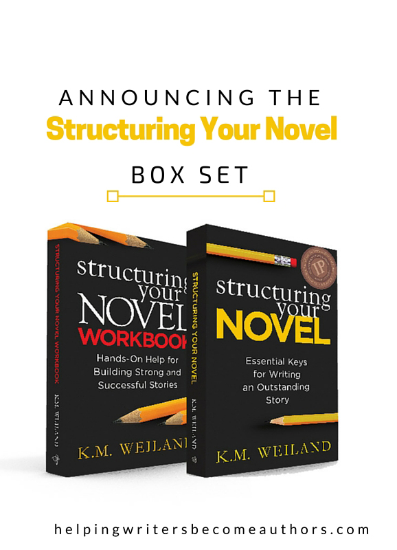 Structuring a novel