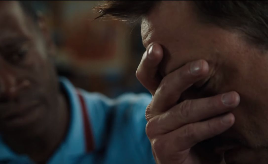 Tony Stark Panic Attack Iron Man 3