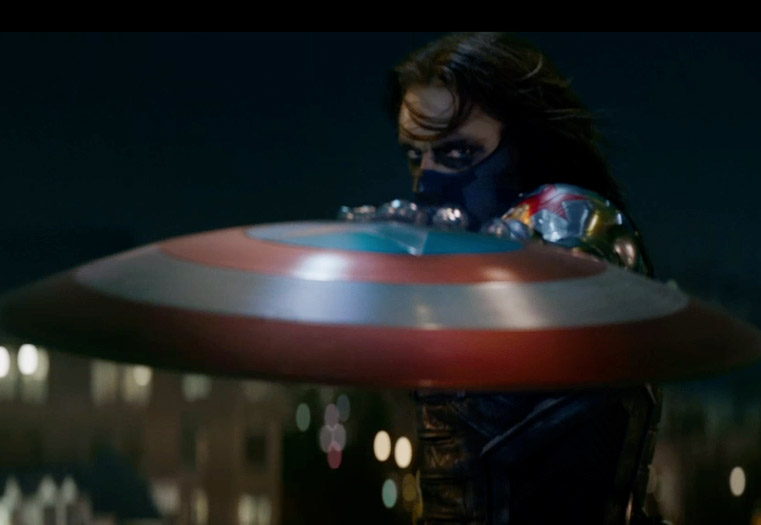 Character Misdirection Example: In Marvel's Captain America: The Winter Soldier, the protagonist Cap's best friend Bucky Barnes has been brainwashed into serving Hydra's evil ends, but even though he obstructs Cap's goals until the very end, he ultimately reverts to his true role of ally.