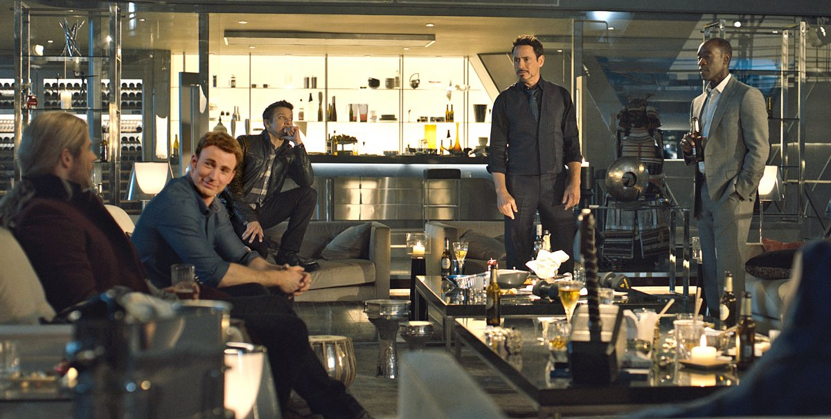 Avengers Age of Ultron Party