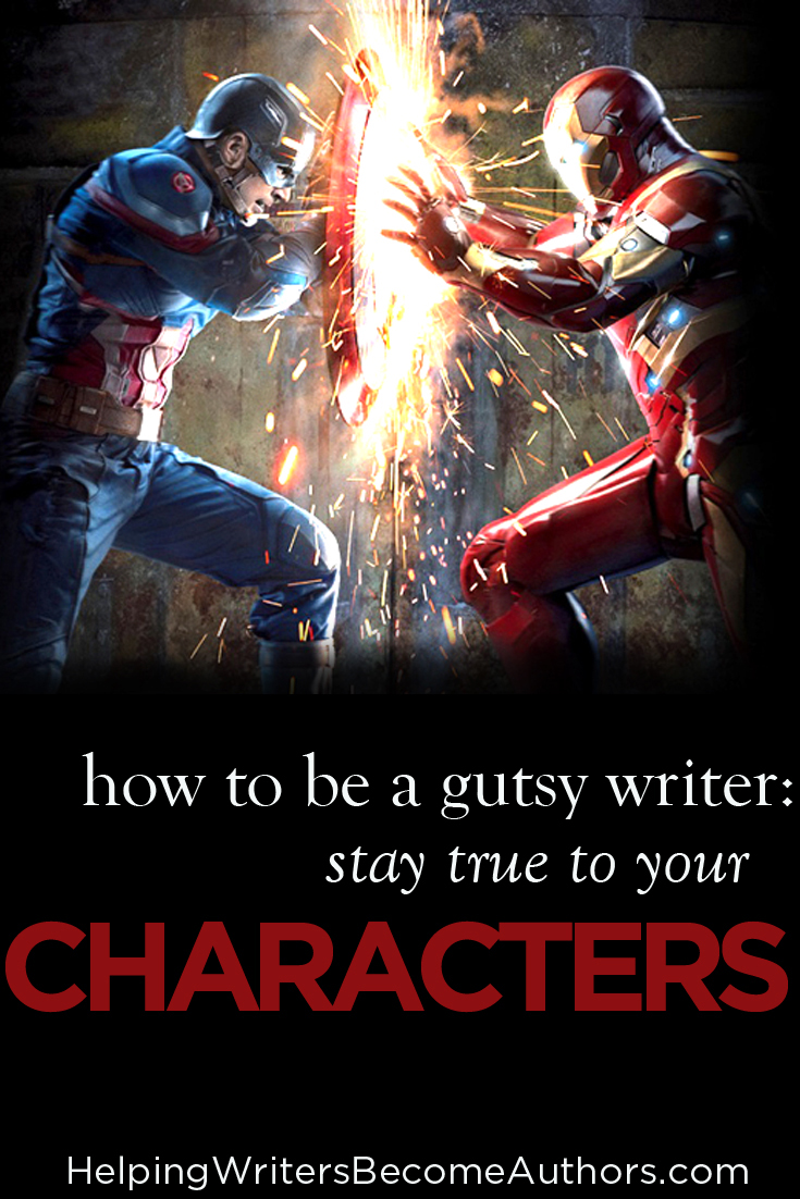 Stay True to Your Characters