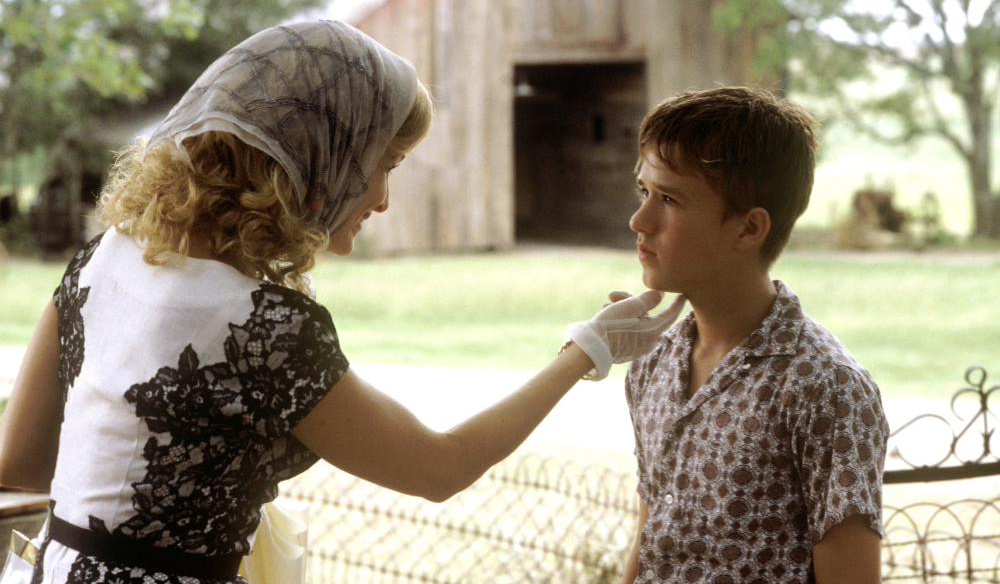 Secondhand Lions Kyra Sedgwick Haley Joel Osment