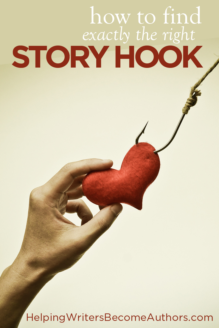 How to Find Exactly the Right Story Hook Pinterest