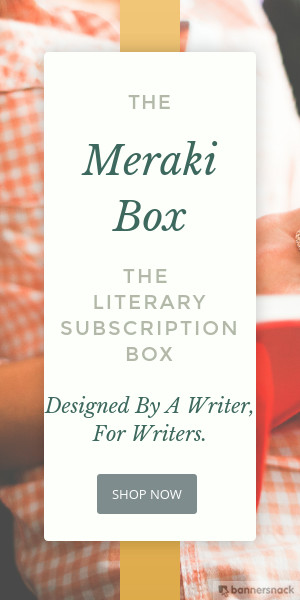 Great Gift for Writers! Meraki Writers Subscription Box